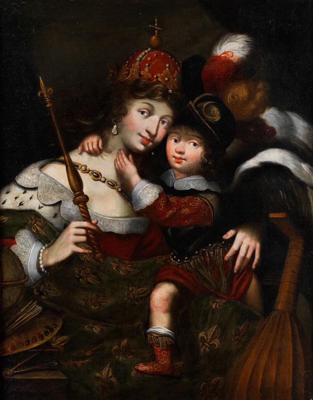 Louis de Caullery, um 1580 Cambrai – um 1621 Antwerpen, zug.