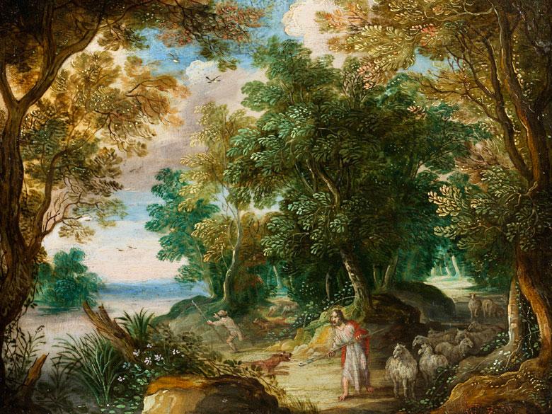 Flämischer Maler im Brueghel-Umkreis/ Nachfolge