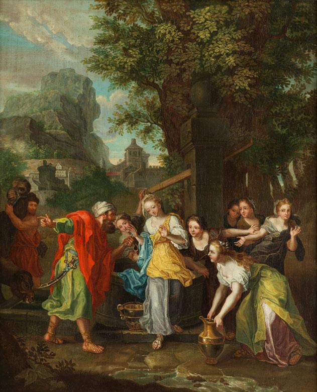 Franko-flämischer Maler des 17. Jahrhunderts