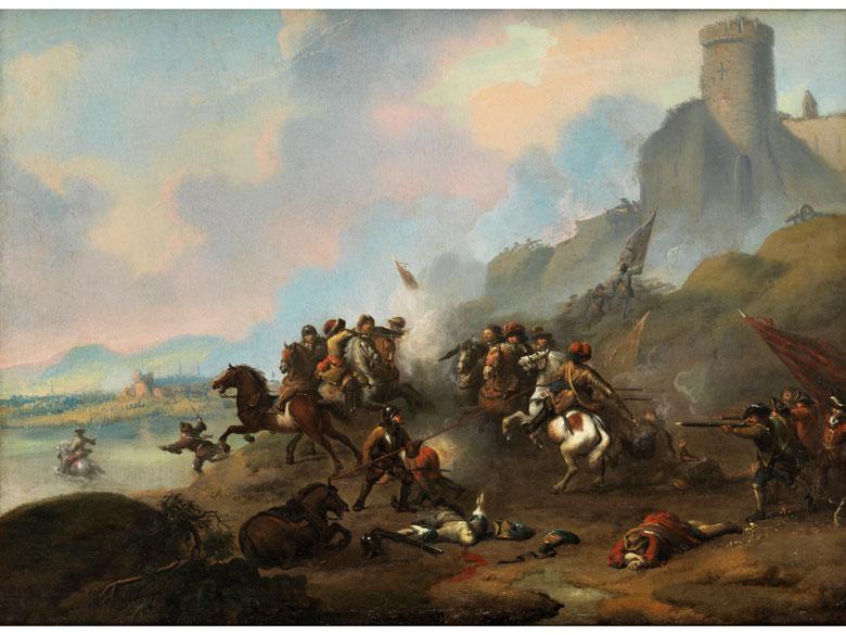 Alexander van Gaelen, 1670 – 1728