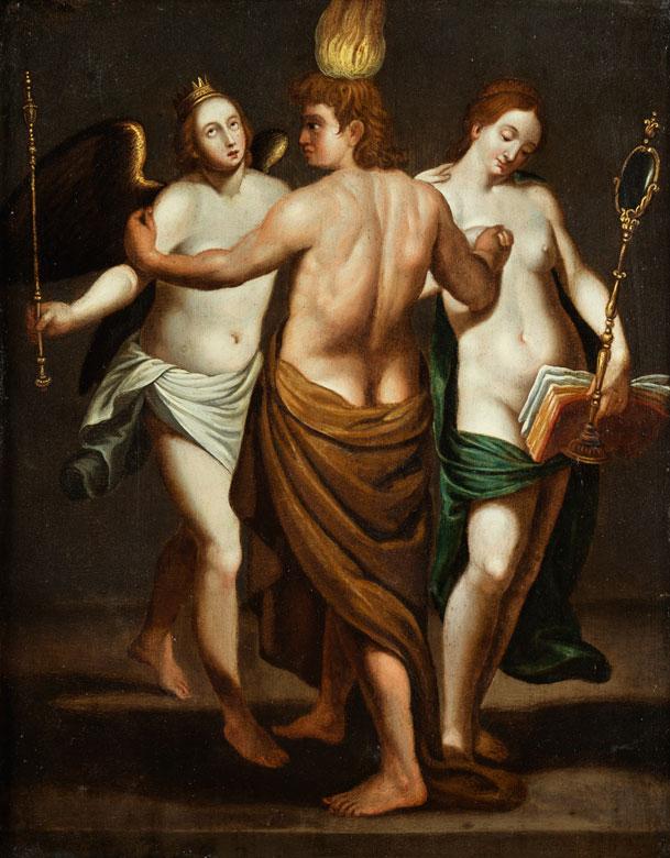 Alessandro Turchi, 1578 Verona – 1649 Rom, Nachfolge des
