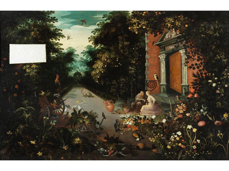 Jan Brueghel der Jüngere, 1601 – 1678, zug.