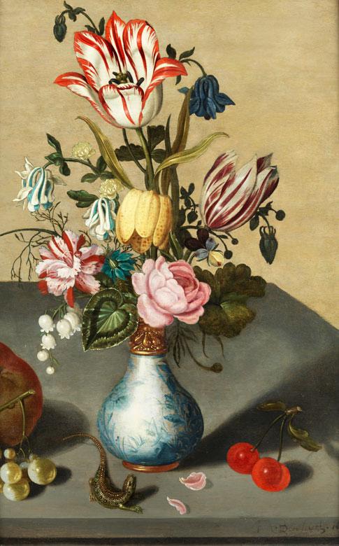 Ambrosius Bosschaert, 1609 – 1645
