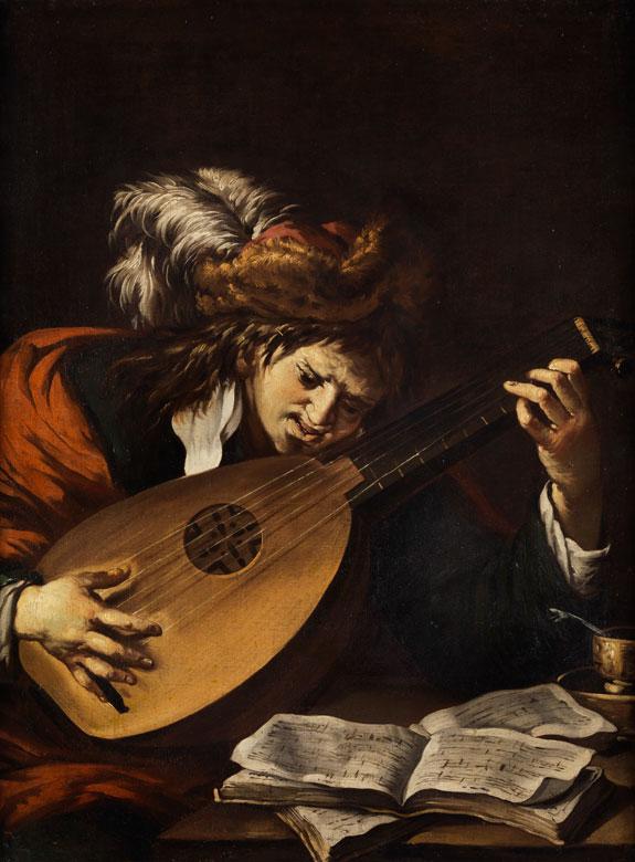 Claude Vignon, 1593 Tours – 1670 Paris, zug.