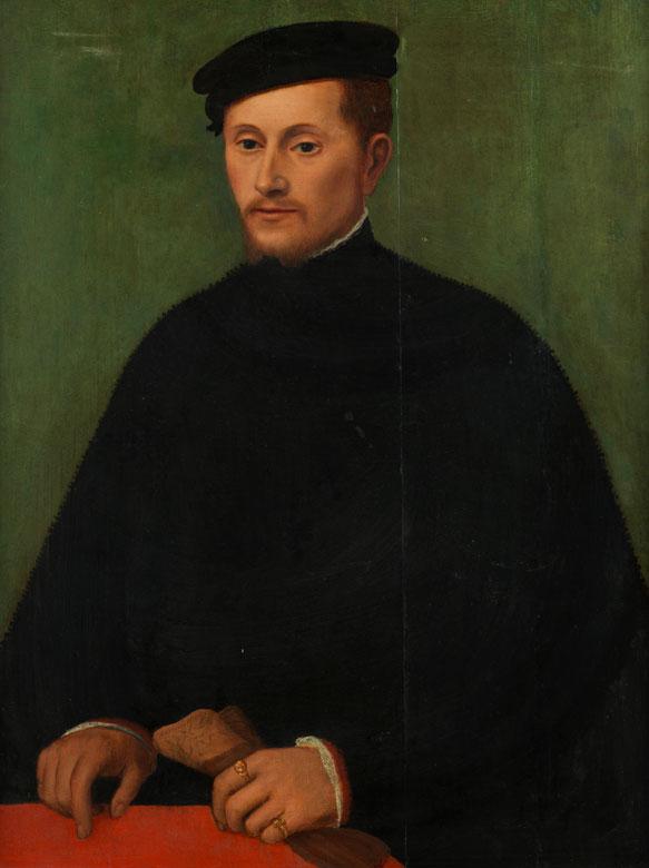 Christoph Amberger, um 1505 – 1561/62 Augsburg, zug.