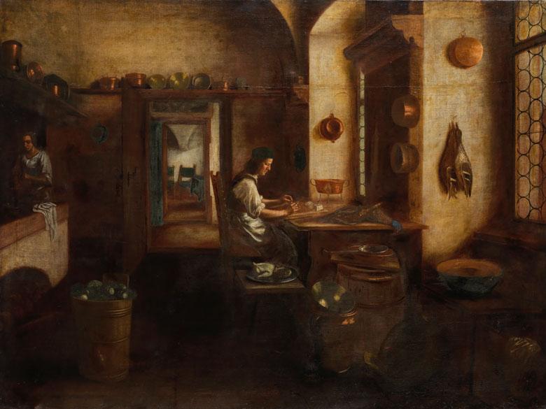 Pieter de Hooch, 1629 Rotterdam – 1677 Amsterdam, zug.