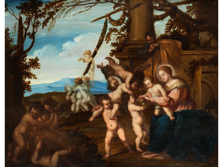 Francesco Albani, 1578 Bologna – 1660, zug.