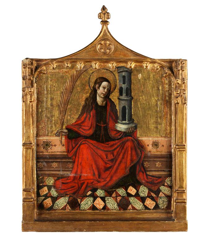 Spanischer Maler des 15. Jahrhunderts