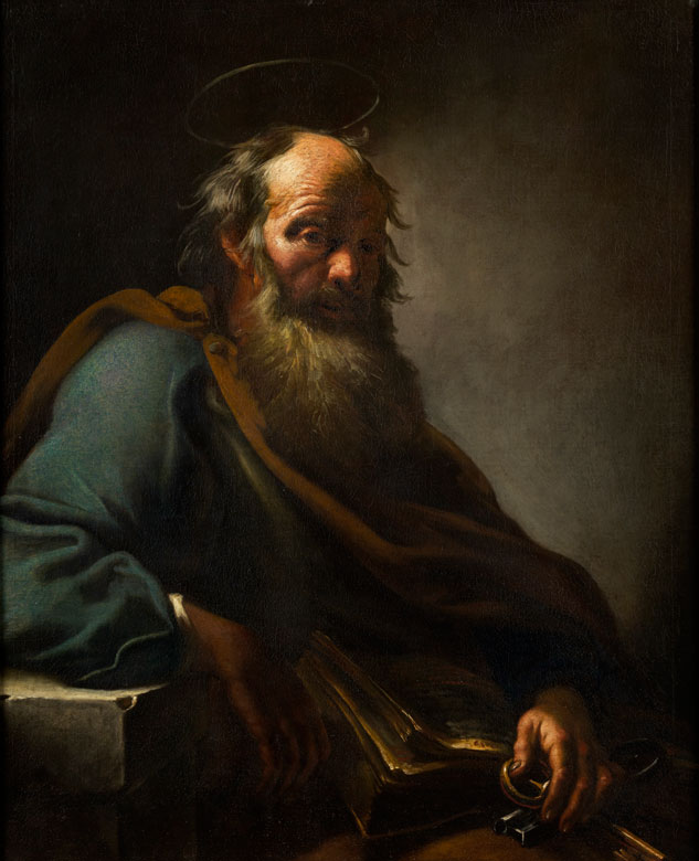 Peter Jan Brandl, 1668 Prag – 1735 Kuttenberg, zug.