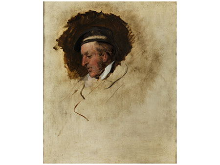 Sir Edwin Henry Landseer, 1802 London – 1873 ebenda