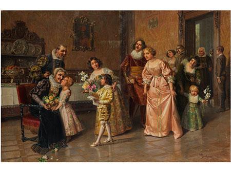 Giacomo Mantegazza, 1853 – 1920
