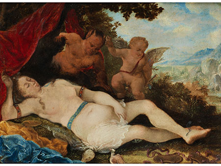 Frans Wouters, 1612/14 Lier – 1659 Antwerpen, zug.