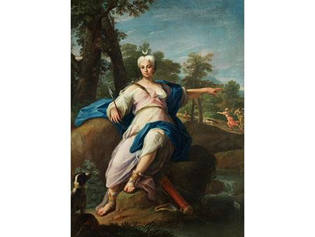 Jacopo Amigoni, 1682 Venedig oder Neapel – 1752 Madrid,