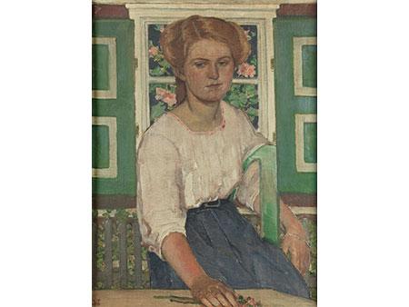 Jugendstil-Maler/ Monogrammist VS