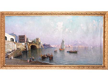 Nicolas de Corsi, 1882 Odessa – 1956 Torre del Greco