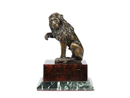 Florentiner Bronzelöwe