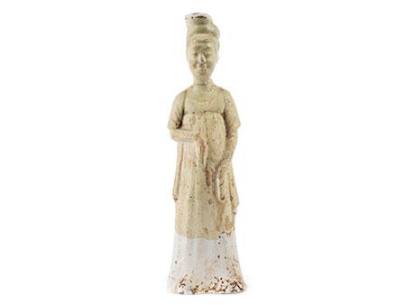 Figur einer Dame