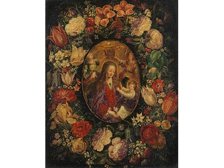 Jan Brueghel d. J., 1601 Antwerpen – 1678 ebenda und Otto van Veen, 1556 – 1629