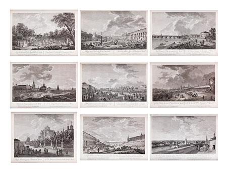 Gérard de la Barthe, Künstler des 18./ 19. Jahrhunderts