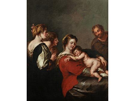 Peter Paul Rubens, 1577 Siegen – 1640 Antwerpen, Art des