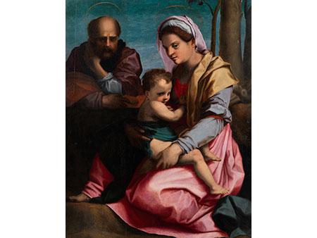 Florentiner Manierist des ausgehenden 16. Jahrhunderts