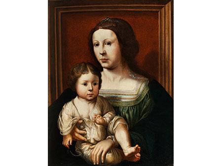 Jan Gossaert, auch genannt Mabuse um 1478 – 1532 Antwerpen, zug.