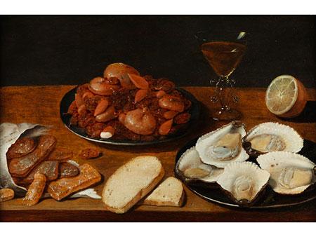 Osias Beert,  um 1580 - 1623/24, zug.