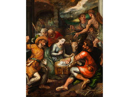 Antwerpener Meister aus dem Kreis von Floris