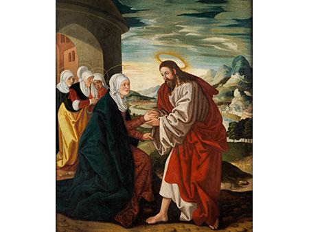 Südwestdeutscher oder Tiroler Maler des 17. Jahrhunderts