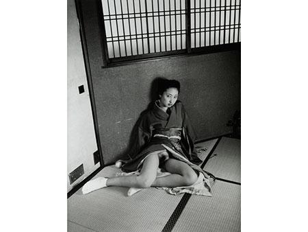 Nobuyoshi Araki,  geb. 1940 Tokio, Japan