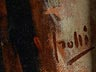 Detail images: Vincenzo Irolli, 1860 Neapel – 1942/49 ebenda
