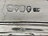 Detail images: Paar Londoner Silber-Légumières des 88. Regiments of Foot (Connaught Rangers)