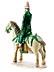 Detail images: Terrakottafigur eines Reiters