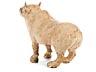 Detail images: Terrakottafigur eines Büffels