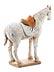 Detail images: Grabfigur eines Pferdes
