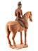 Detail images: Reiterfigur zu Pferd