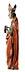 Detail images: Gotische Schnitzfigur des Heiligen Eligius, Schutzpatron der Schmiede