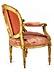 Detail images: Große Louis XVI-Sitzgruppe