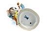 Detail images: Junge mit Harfe, Mädchen mit Korb