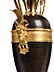 Detail images: Paar Louis XVI-Vasen