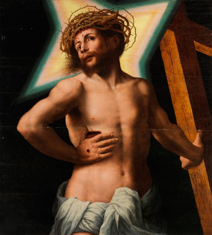 Jan Sanders van Hemessen, 1500/04 Hemiksem bei Antwerpen – 1566/75, zug.