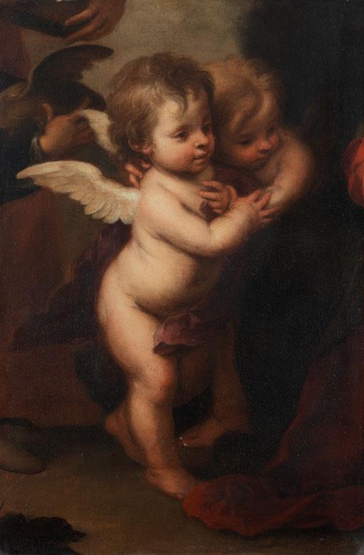 Bartolomé Esteban Murillo, 1618 Sevilla – 1682, zug.