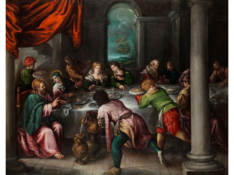 Leandro Bassano, eigentlich Leandro da Ponte , 1557 Bassano – 1622 Venedig, zug.