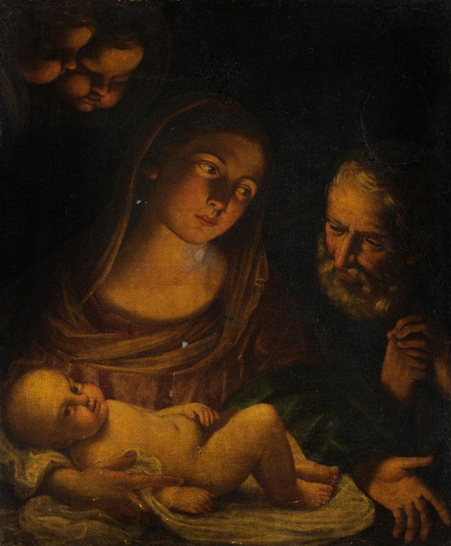Maler der Bologneser Schule des 17. Jahrhunderts unter Einfluss von Ribera