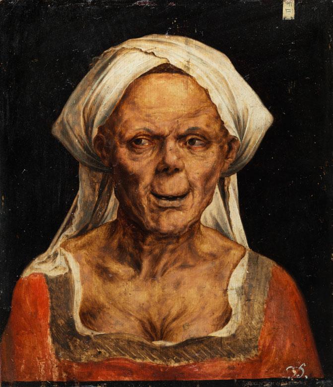 Quentin Massys, um 1466 Löwen – 1530 Antwerpen, zug.