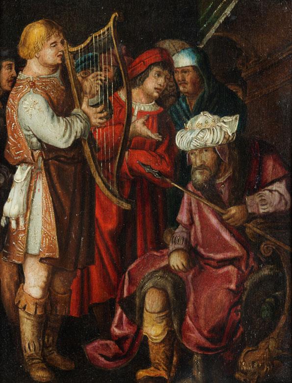 Lucas van Leyden, 1494 Leyden – 1533, Kreis/ Nachfolge des