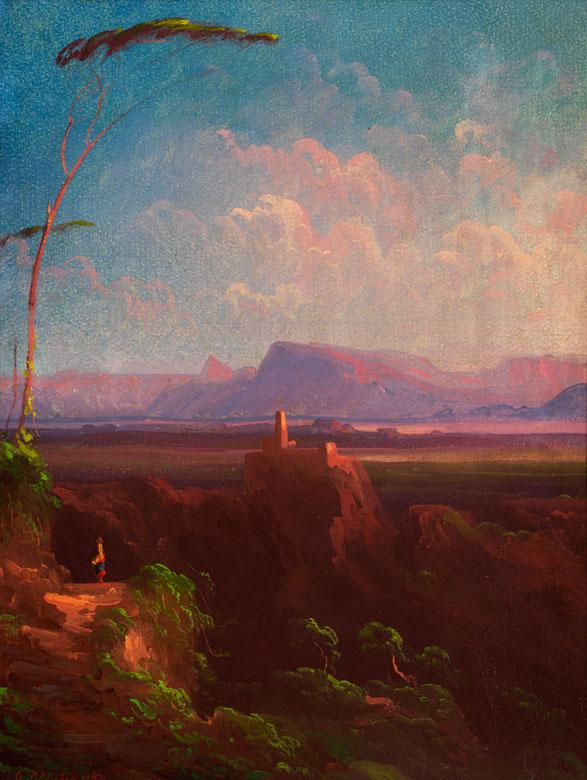 Peter Conrad Schreiber, 1816 Fürth – 1894 Nürnberg