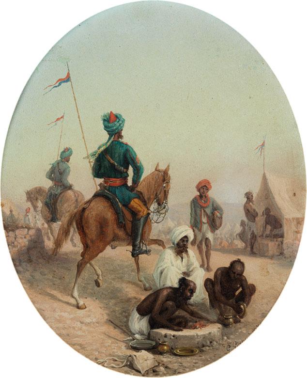 Girolamo Gianni, 1837 – 1895