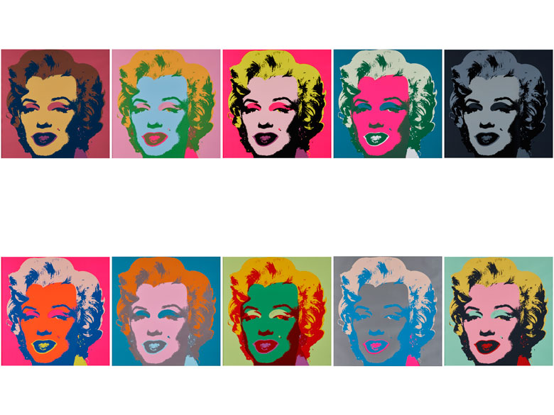 Andy Warhol, 1928 Pittsburgh – 1987 New York, nach