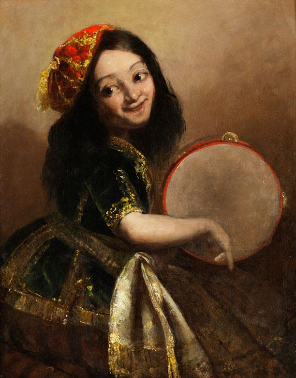 Francisco de Goya, 1746 Fuendetodos, Aragón – 1828 Bordeaux, zug.